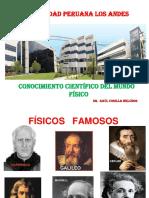 1. Historia de La Física I - 2017