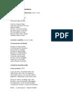 Antologia Da Lc3adrica Moderna