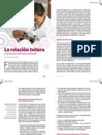 La relación tutora y la mejora del aprendizaje.pdf