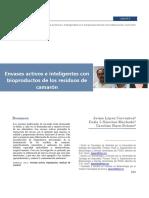 Envases Activos e Inteligentes Con Bioproductos de Los Residuos de Camarón - 2010 - Cervantes - Machado - Solano