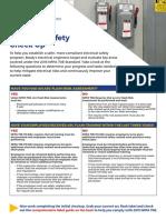 Brady Safety Arc Flash Safety Check Up