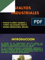 Asfaltos IndustrialesASFALTOS INDUSTRIALES