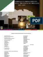 Pdyot 2015 2019 Orellana Actualizado