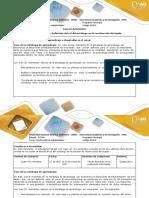Guía y Rubrica. Paso 4- Definición Del Rol Del Psicólogo en La Construcción Del Sujeto PDF