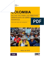 Informe Colombia