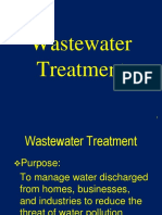 Ch3d Wastewater Treatment