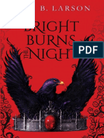 Bright Burns the Night (Excerpt)