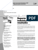 Reporte Resultados2do 2007