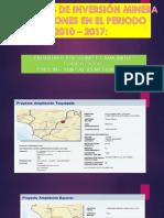Exposicón de Planeamiento y Gerencia Social.