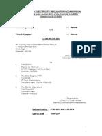 Cauvery Power - PPAP No.1 of 2013 .pdf