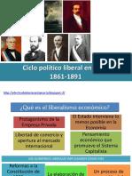 1. Transformaciones Liberales y Expansión Territorial