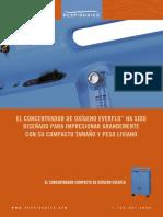 Catalogo Concentrador O2 Everflo