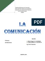 Comunicacion e Informacion 2