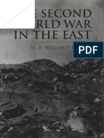 101410800 History of Warfare the Second World War in the East the History of Warfare