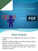 Projeto Da - Aee