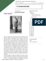 FLANAGENS_ Para uma ontologia e uma política do gesto - Giorgio Agamben