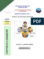Organización en La Empresa[1]