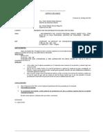 Carta Paralizacion de Obra