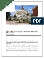 Vestigios Andalus Madrid