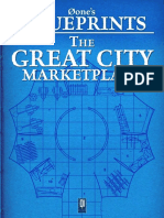 0One's Blueprints the Great City - Marketplace