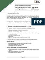 Manual de Solicitud de Creditos Isr