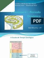 Paleozóico – Período Devónico