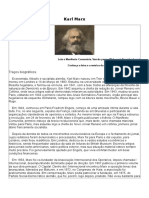 Karl Marx - Biografia