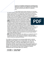 Métodos de Combinación en el Análisis de Espectros de Respuesta.docx