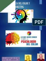 Psicología Del Color y Neuromarketing