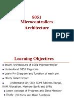 8051 Architecture