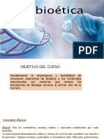 Bioetica Clase Nº1