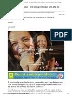 Curso de Psicanálise - Um Das Profissões Em Alta No Brasil - Portal Da Teologia _ Portal Da Teologia