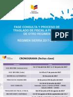 Ppt Fase Consulta Procesotraslados Sierra17 18