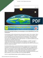 Terra Plana_ - Portal Da Teologia _ Portal Da Teologia