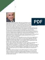 Adolfo Ibáñez Analisis de Discurso