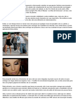 Roupa E Tênis Feminino Em Promover