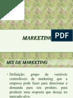AULA de Desenvolvimento de Novos Produtos - Marketing 2