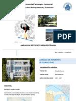 Análisis de Referente - Douglas House