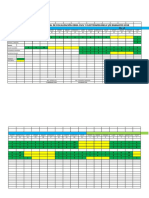 Planificacion Personal de Fiscalizacion Obra Civil - Electromecánica Se Babahoyo 2018