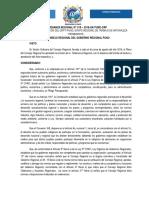 Ordenanza 19 CONFORMACION Crtpi