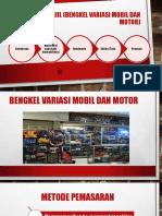 Usaha Riil (Bengkel Variasi Mobil dan Motor.pptx
