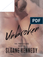 Unbroken the Protectors, Book - Sloane Kennedy