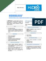 Hidroblock Ft