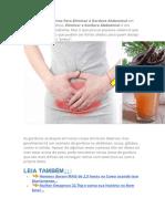 Os 15 Remédios Caseiros Para Eliminar a Gordura Abdominal!