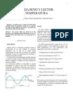 Lab Digitales Ondas y Lector Temperatura