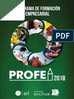 Arl Bolivar Calendario Profe 2018