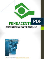 Fundacentro Min Trab