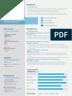 Formato de CV Para Marketeros Hoy Enero2017