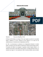 Museos Lima