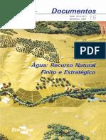 02 Água_ Recurso Natural, Finito e Estratégico.pdf